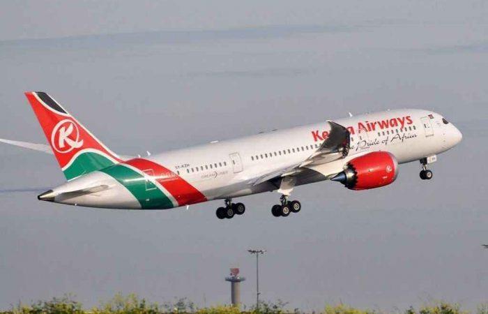 direct flights kenya and usa
